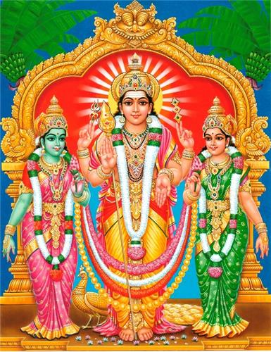 Lord-Subramany-with-consorts