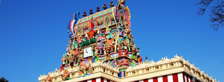 Sri Mayurapathy Murugan Tempel Berlin